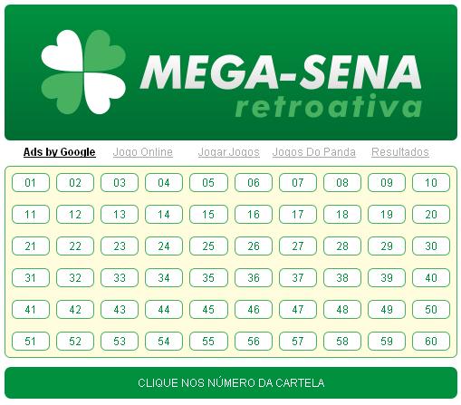 Image Result For Mega Sena